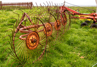 Rustic Farm Machinery