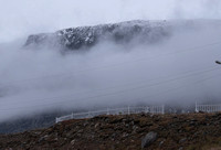 Clouds Over Pangnirtung